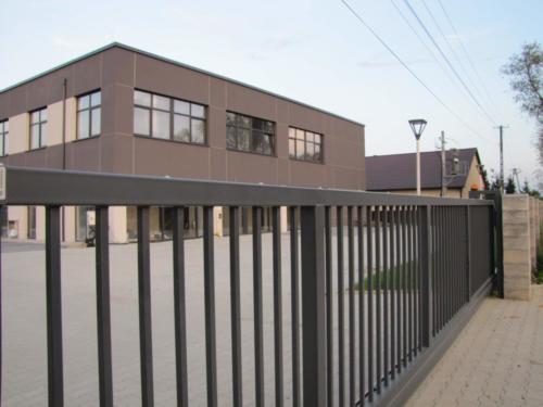 ogrodzenia dla firmy Kraków