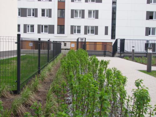 Ogrodzenia z paneli Kraków