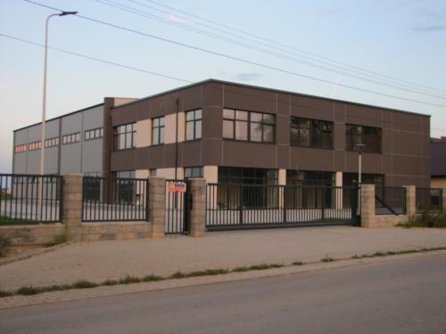 Ogrodzenie firmy Kraków po