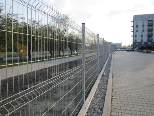 Ogrodzenie panelowe Kraków