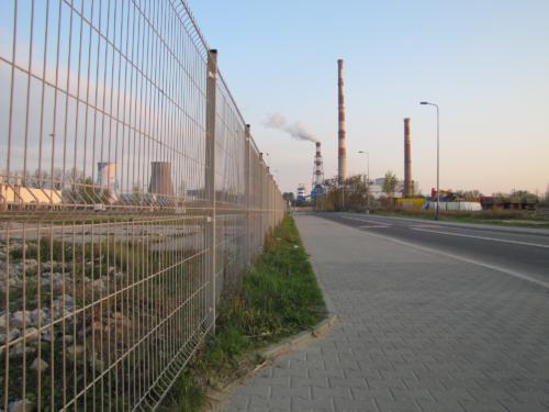 Ogrodzenie z paneli Kraków