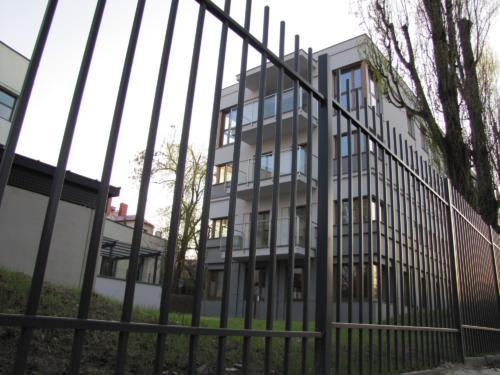 Ogrodzenie z profili Kraków
